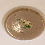 44714166 - きのこのスープ!!(*´▽`*)