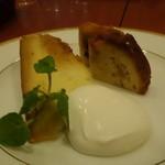 Le Premier Cafe - ☆プリンのケーキ&パウンドケーキ(^_-)-☆☆