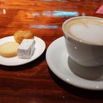 クオーレ・フォルテ - カフェ