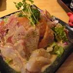 海坊主 - 海坊主風海鮮サラダ 780円