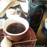 44718247 - コーヒーのポット付き♪