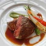 44718335 - 【ランチC】牛ヒレ肉のソテー マルサラソース