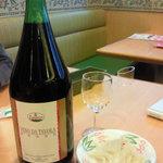Saizeriya - ハウスワイン(赤)のマグナム