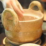 茅乃舎 - 土鍋