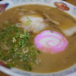 丸三 - 料理写真:中華そば