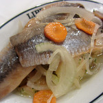 Brasserie LIPP - 料理写真:ニシンのマリネ