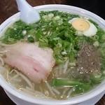 麺屋横手 - 塩ラーメン(並) ¥700-