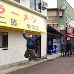 ラーメン二郎 新潟店 - 全軒制覇達成!!