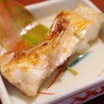 料理ふじ味 - 甘鯛若狭焼き