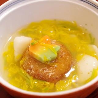 料理ふじ味 - 料理写真:海老饅頭