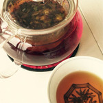 44725666 - 菊のお茶