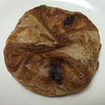 44727424 - クイニーアマンみたいなパン、裏返して(正式名称は違います)