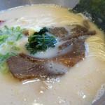 一太 元祖 - 肉ラーメン(630円)