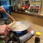 大分の鳥料理とお酒 如水 - 水炊き2_2015/11(2)