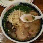 44728286 - 麺とスープ