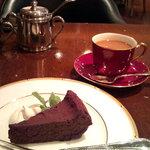 プルミエカフェ - 珈琲とチョコケーキ