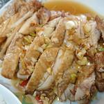 台湾菜館 弘城 - 油淋鶏