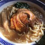 らー麺 にしかわ - 豚骨醤油