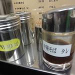 ○京 - 中華そばタレ