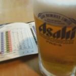 キングダムゴルフ倶楽部 レストラン - ドリンク写真:ゴルフ場で飲むビール