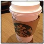 スターバックスコーヒー - ブラックコーヒーだ☆