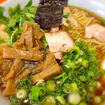 44733268 - ワンタン麺