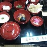 44733577 - 精進料理!!味、ボリュームともに満足