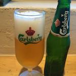 ヨシダゴハン - ビール