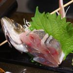 きよ都 - 刺身定食(上)