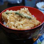 きよ都 - 穴子天丼