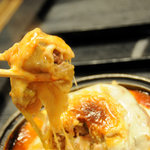 グルメ厨房 生田 - キャベツロール【チーズ焼き】