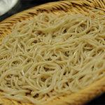 グルメ厨房 生田 - 蕎麦