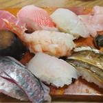 寿々女鮨 - 地魚寿司