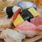 寿々女鮨 - 上寿司