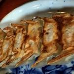 麺屋 蔵人 - 小ぶりな一口餃子は、至極普通かな