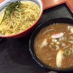 喜多方ラーメン 大安食堂 - つけ麺