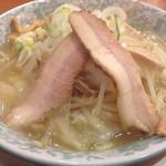 喜多方ラーメン 大安食堂 - 野菜タンメン