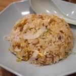 和楽大勝軒 - セットで100円の炒飯