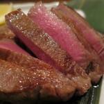 鉄板焼きgrow - 牛たん ~厚切り芯タン~