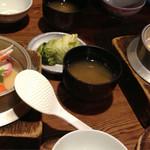 ひろせ - 【料理】釜めし 美味しい!