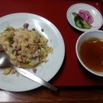 五国飯店 - 料理写真:五目炒飯
