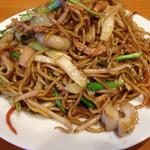 台湾料理 味軒 - ソース焼きそば