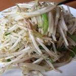 台湾料理 味軒 - 料理写真:ニラもやし炒め