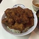 とんかつ ヒロ - タレカツ丼
