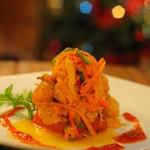 カチュッコ - 料理写真:鮟鱇のエスカベッシュ