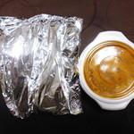 インド・ネパール料理マカル - 料理写真:カレーセット¥1000