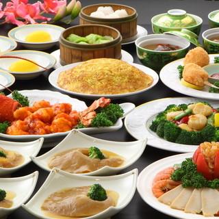 パーティコース梅蘭は、創業20年以上の中華料理店!!
