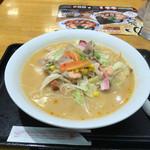 44748717 - 長崎チャンポン(麺1.5倍)                       ¥540
