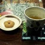 夢創庵 - そばぼうろ&そば茶