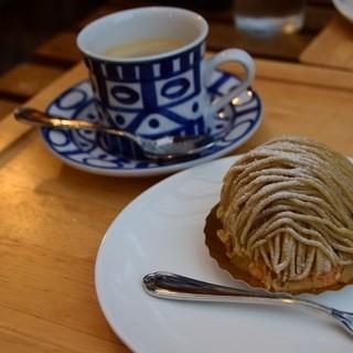 菓子工房 風花 - 料理写真:モンブラン